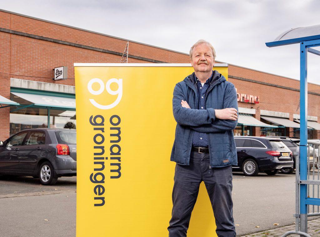 Omarm Groningen Jan Weidgraaf